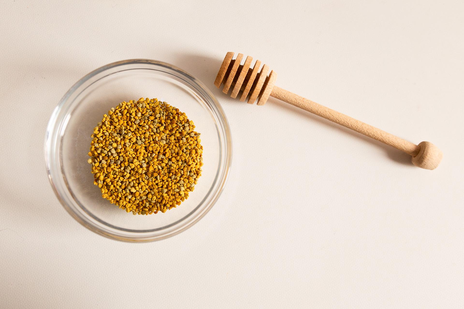 Il polline proposto da Apicoltura Martelli